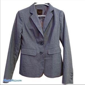 The Limited Gray Blazer Size 00